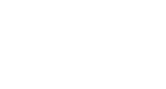 Deko-Element, weiß - 2