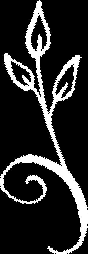Deko-Element, weiß - 7