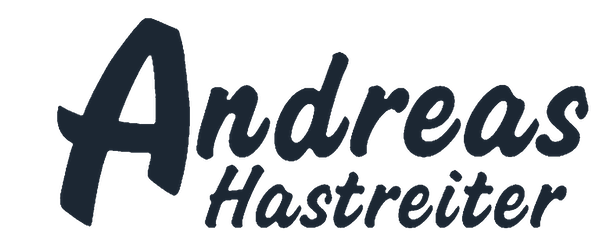 Andreas Hastreiter - Logo - blau