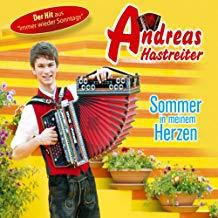 CD Cover: Sommer in meinem Herzen, by Andreas Hastreiter - klein