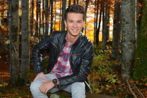 Andreas Hastreiter, Fotoshooting, Wald - 6