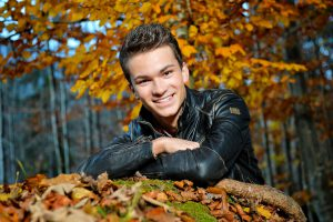 Andreas Hastreiter, Fotoshooting, Wald - 3